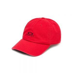 Oakley DAD ELLIPSE HAT HIGH RISK RED