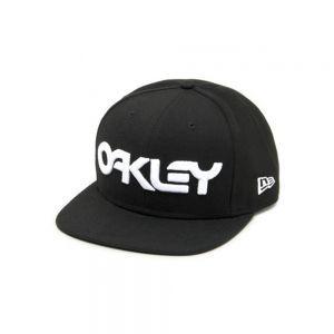 Oakley MARK II NOVELTY SNAP BACK CAP BLACKOUT