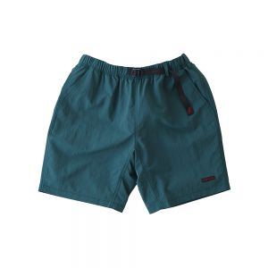 Gramicci UNISEX SHELL PACKABLE SHORTS FOREST GREEN