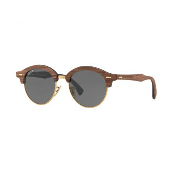 Rayban CLUBROUND WOOD 0RB4246M 118158 51