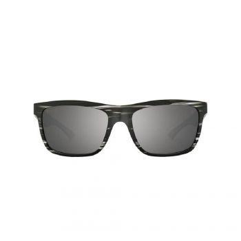 Kaenon CLARKE-MATTE BLACK GLACIER /ULTRA BLACK MIRROR