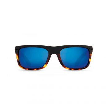 Kaenon MONTECITO-MATTE BLACK/TORTOISE /PACIFIC BLUE MIRROR