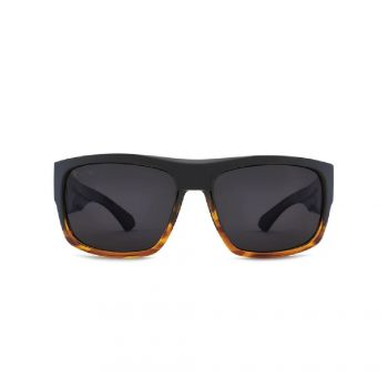Kaenon BURNET FC-MATTE BLACK TORTOISE /ULTRA GREY 12-POLARIZED