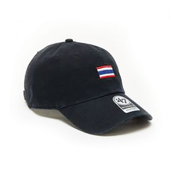 47 Brand THAI FLAG 47 CLEAN UP BLACK