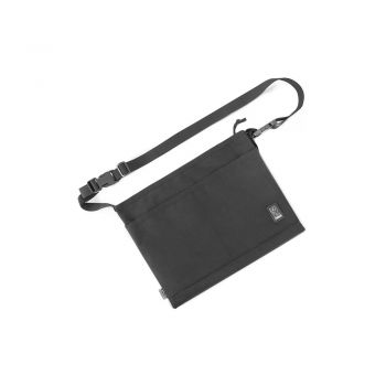 Chrome Industries BG-286-ALLB MINI SHOULDER BAG MD ALL BLACK