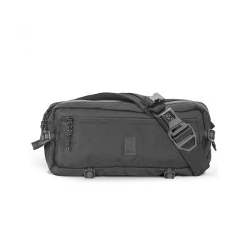 Chrome Industries BG-196-BKLB KADET NYLON BLACK CHROME/ALUMINUM