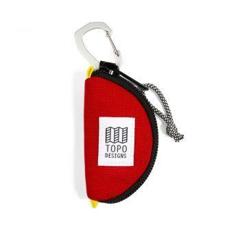 Topo designs TACO BAG RED