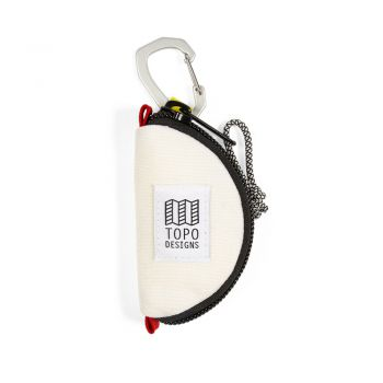 Topo designs TACO BAG SILVER