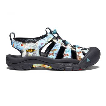 Keen WOMEN-NEW PORT H2 (NEW ACO COLLAGE)