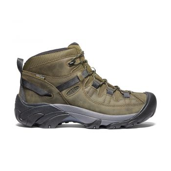 Keen MEN-TARGHEE II MID WP (DARK OLIVE/BLACK)