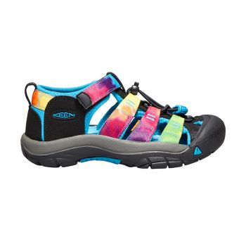 Keen YOUTH-NEWPORT H2 (RAINBOW TIE DYE)