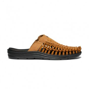 Keen MEN-UNEEK II SLIDE (CATHAY SPICE/BLACK)