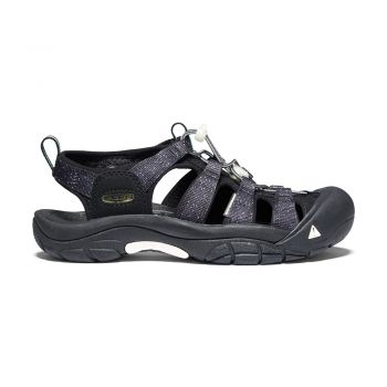 Keen WOMEN-NEWPORT H2 (BLACK/WHITE)
