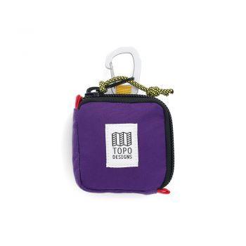 Topo designs SQUARE BAG PURPLE
