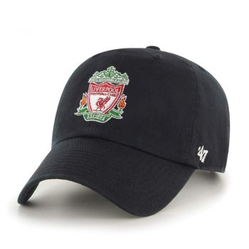 47 Brand OFFCIAL LOGO LIVERPOOL FC '47 CLEAN UP BLACK