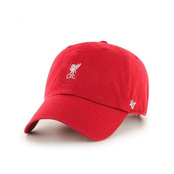 47 Brand EPL - LIVERPOOL FC BASE RUNNER 47 CLEAN UP RED
