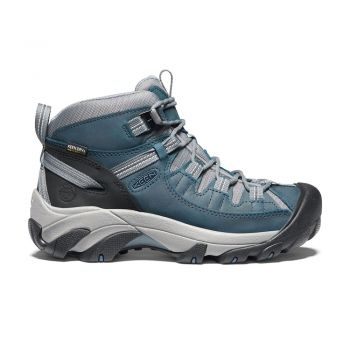 Keen WOMEN-TARGHEE MID WP LTD (INSIGNIA BLUE/STEEL GREY)