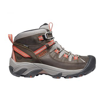 Keen MEN-TARGHEE MID WP LTD (SHADOW/BURNT OCHRE)