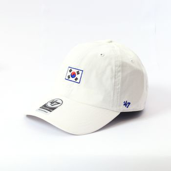 47 Brand XC SOUTH KOREA WHITE CENTERFIELD 47 CLEAN UP
