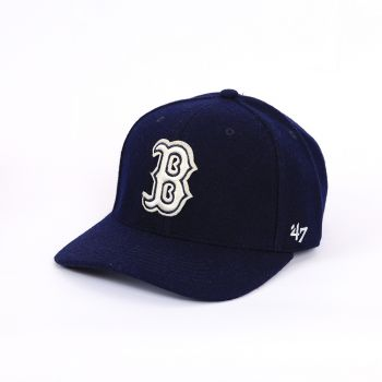 47 Brand BOSTON RED SOX NAVY LETTERMEN 47 MVP DP