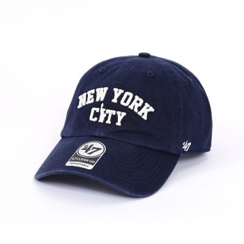 47 Brand CITY NEW YORK NAVY 47 CLEAN UP