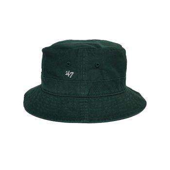 47 Brand 47 CLASSIC BUCKET BLANK DARK GREEN