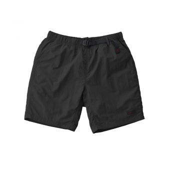 Gramicci UNISEX SHELL PACKABLE SHORTS BLACK