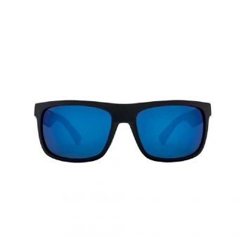 Kaenon BURNET MID-MATTE BLACK /PACIFIC BLUE MIRROR