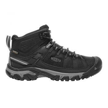 Keen MEN-TARGHEE EXP MID WP (BLACK/STEEL GREY)