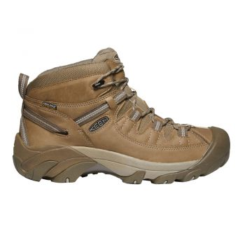 Keen MEN-TARGHEE II MID WP (SAFARI/TIMBERWOLF)