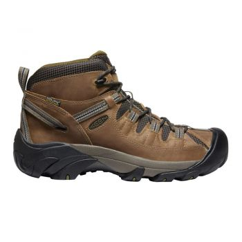 Keen MEN-TARGHEE II MID WP (BRINDLE/DARK OLIVE)