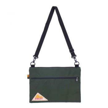 Kelty VINTAGE FLAT POUCH M OLIVE DRAB