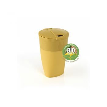 Light My Fire PACK-UP-CUP BIO MUSTYYELLOW
