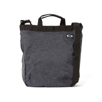 Oakley ESSENTIAL SHOULDER BAG L 4.0 BLACK HEATHER
