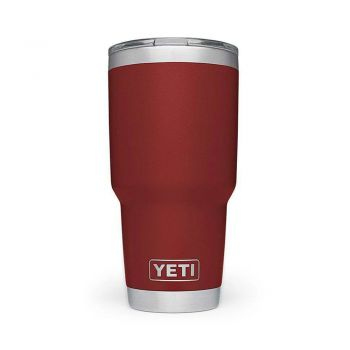 Yeti RAMBLER 30 OZ TUMBLER WITH MAGSLIDER LID BRICK RED