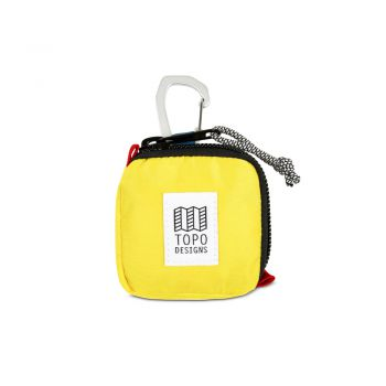 Topo designs SQUARE BAG YELLOW
