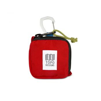 Topo designs SQUARE BAG RED