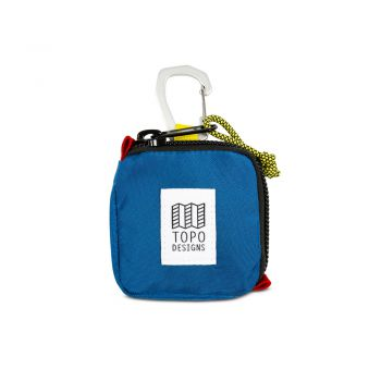 Topo designs SQUARE BAG BLUE