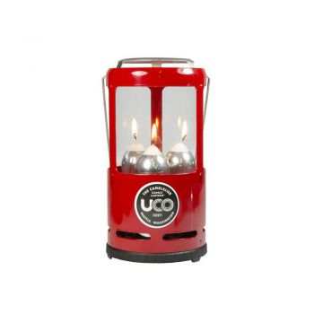 Uco Gear CANDLELIER - PAINTED RED
