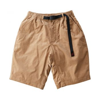 Gramicci MEN'S SUMMER CORDUROY ST-SHORTS BEIGE