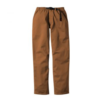 Gramicci MEN'S PANTS BROWN