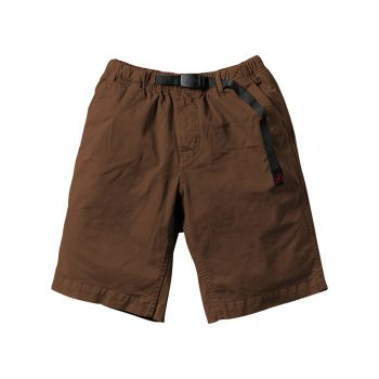 Gramicci MEN'S ST-SHORTS BROWN