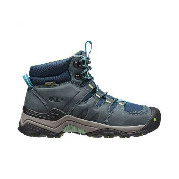 Keen WOMEN-GYPSUM II MID WP (MIDNIGHT NAVY/OPALINE)