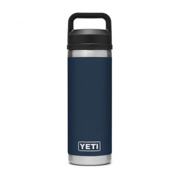 Yeti RAMBLER 18 OZ BOTTLE CHUG NAVY