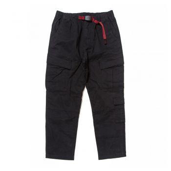 Gramicci MEN'S ACU CARGO LONG PANTS BLACK