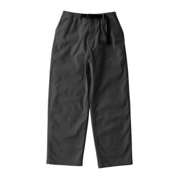 Gramicci MEN'S WIDE PANTS BLACK